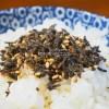 美味しい塩吹き昆布が食べたーい! 喜太八時雨本舗のごまふりかけ