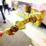 【台湾旅行】台湾では必ず夜市でエリンギを食べるよ