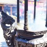 【台湾旅行】台北霞海城隍廟で良縁祈願
