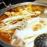【台湾旅行】旅行最後の晩餐は馬辣頂級麻辣鴛鴦火鍋にて