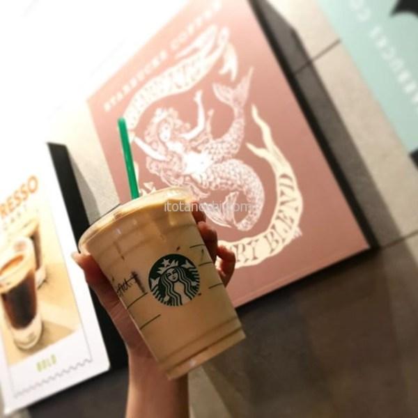マカオのスタバ。ラテがすごくミルクだった。#マカオ #MACAU #instalover #instalovers #instatravel #instatraveling #スタバ #スターバックス #Starbucks #星巴克 #instafood #instafoods #cafe #coffee