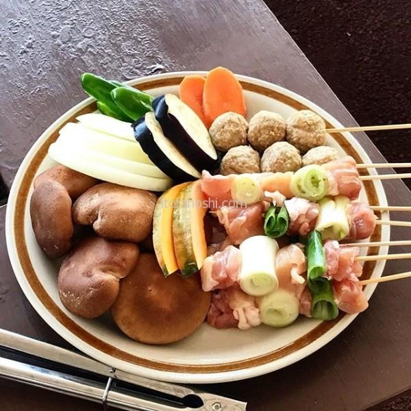 お昼ご飯はしいたけバーベキュー。採れたてしいたけは美味しかった!#静岡 #伊豆 #修善寺 #しいたけの里 #しいたけ #きのこ #バーベキュー #BBQ #instalover #instalovers #instafood #instafoods #instatravelling #instatravel