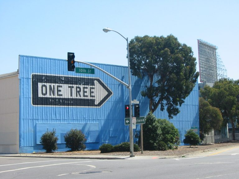 One Tree painting by Rigo 95
