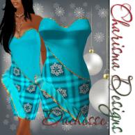 Charisma Duchesse Snowflake PIC