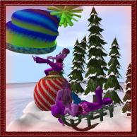 Santa Sack Hunt Gifts