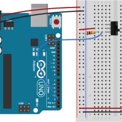 Convert Circuit Diagram To Breadboard Hayward Super Pump Wiring 115v Lab Dc Motor Control Using An H Bridge Itp Physical Computing Schematic Of A Switch Attached Arduino As Digital Input View The Is Connected