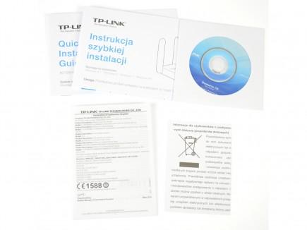 TP-LINK ARCHER T4UH - 4