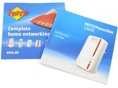 FRITZ!Powerline 1000E Set - pic2