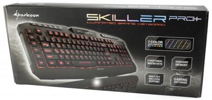 Sharkoon Skiller Pro+ - pudlo1