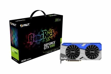 Palit GTX1080 GameRock - 1