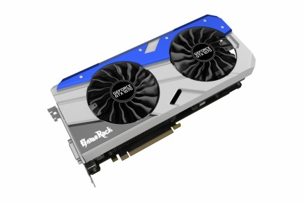Palit GeForce GTX 1070 - gamerock1