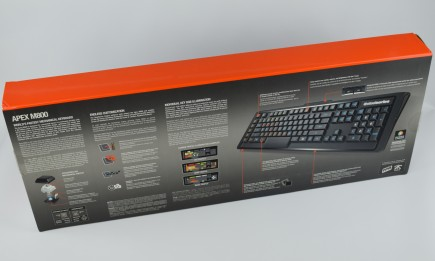Steelseries APEX M800 - pudlo2