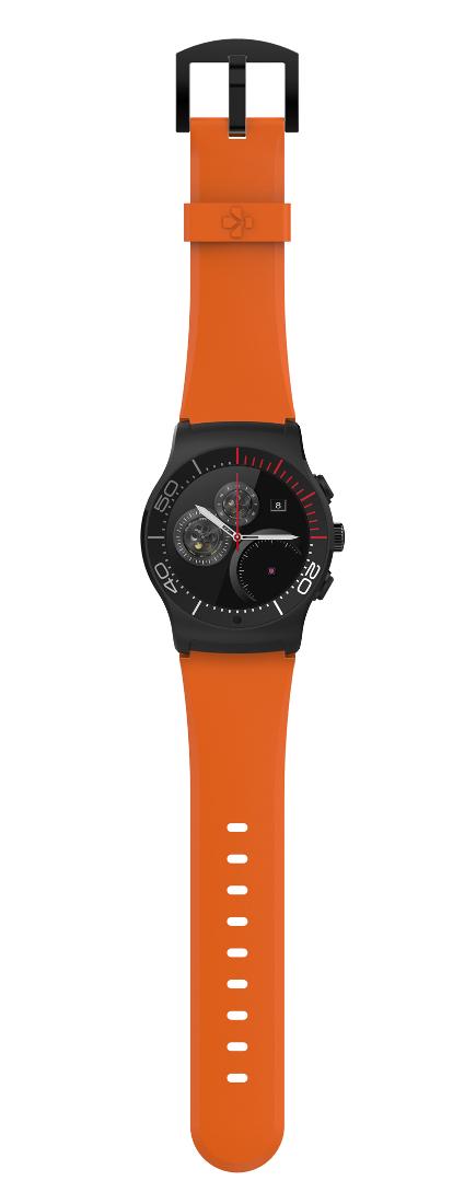ZeSPORT Orange-front
