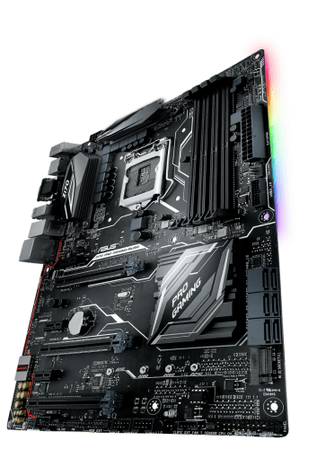 Z170_Pro Gaming Aura_3D with Aura