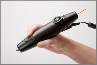 3d printing pen - start the pen