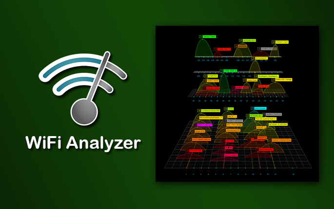 Essential WiFi Analyzer iPhone Mac Windows App – Improve your Network