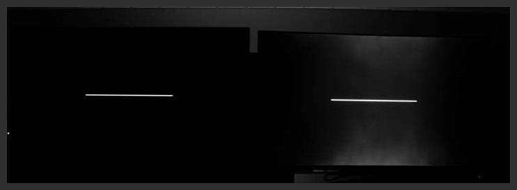 LED LCD vs OLED - Black Levels