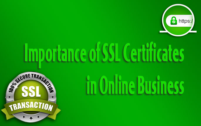 Importance of SSL Certificates in Online Business You Never Know!