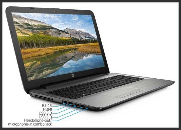 best laptop for writers HP 15 ay011nr