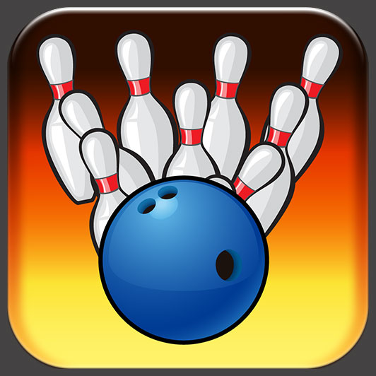hot games for android - Doodle Bowling