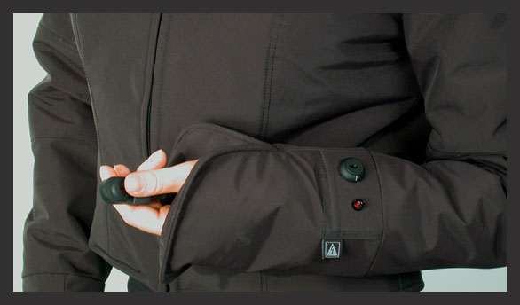 self defense tools - electrified no-contact jacket