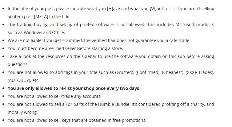 microsoft software swap rules