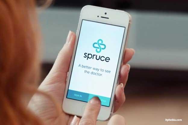 fitness tracker app spruce