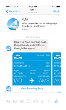 whatsapp vs facebook messenger who can send you message