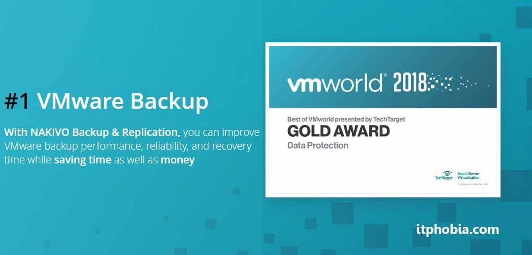 Review Of New Version 8.0 Nakivo Backup & Replication