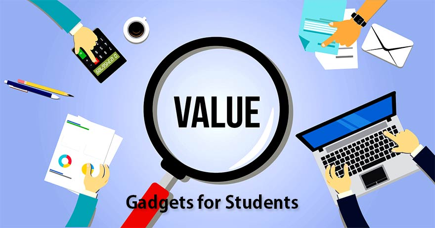 Top Essential Indispensable Gadgets For Students: Every Student Must know