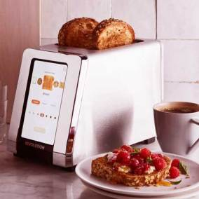 2-Slice High Speed Smart Toaster