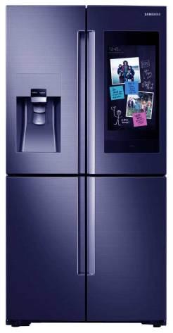 Samsung 4-Door Refrigerator with Family Hub