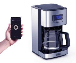 Smart 12-Cup Coffee Maker