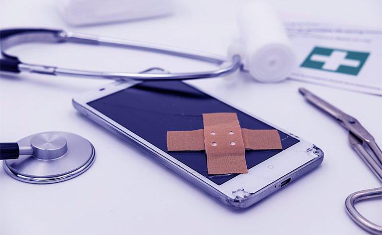 Cell Phone Repair Business