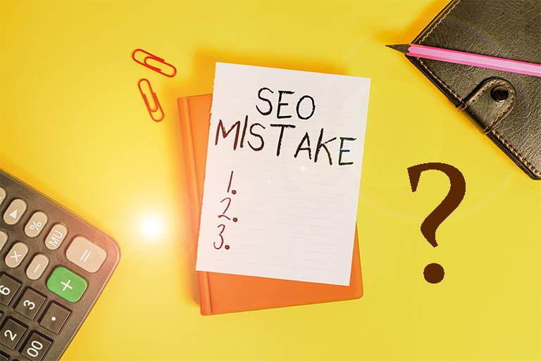 8 SEO Mistakes to Avoid Which can Damage of Your Website This Year