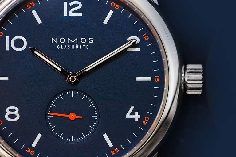 NOMOS Watch Review