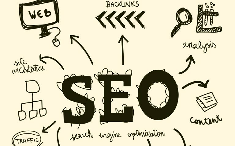 Search Engine Optimisation: Your Way to the Homepage