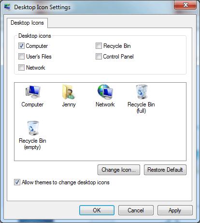 display my computer icon on desktop windows 7- vista-3