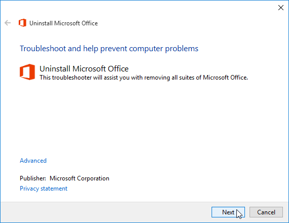 uninstall-office