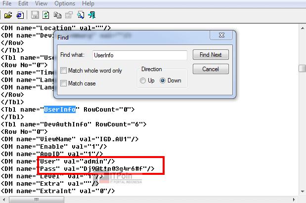 Cara Mengetahui Password Modem IndiHome Ketika Telnet Tidak