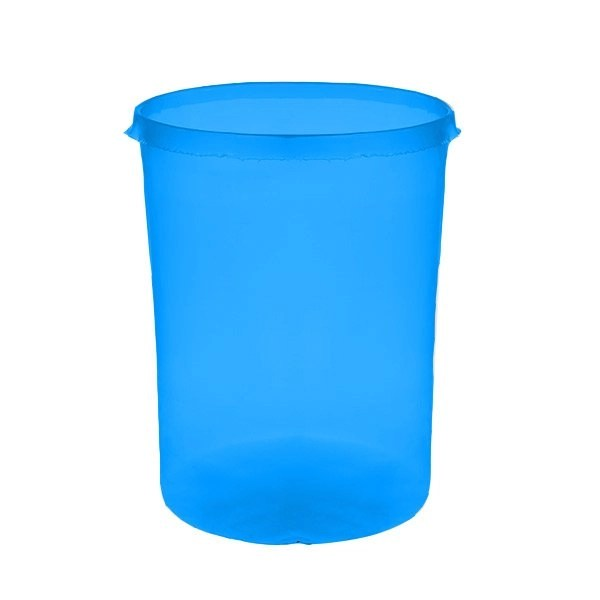 Formed Drum Liner Blue