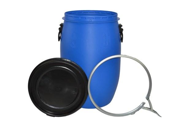 plastic drum lid and latchring