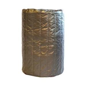 Insulated drum jacket