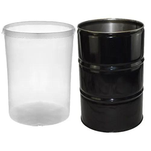Steel Drum & Formed Liner