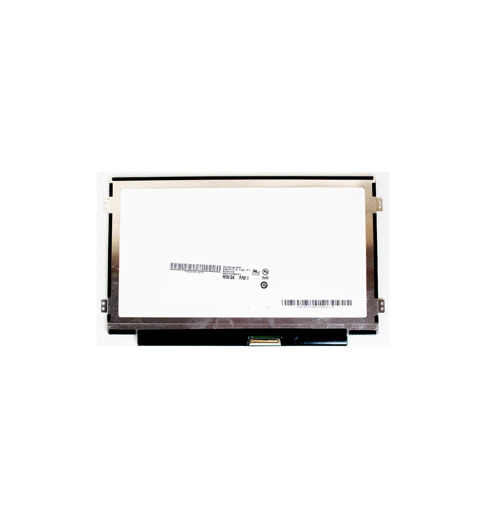Display laptop model Acer Aspire One D260-2506