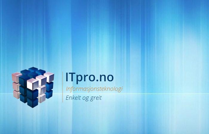 ITpro.no på nye servere og oppdatert design