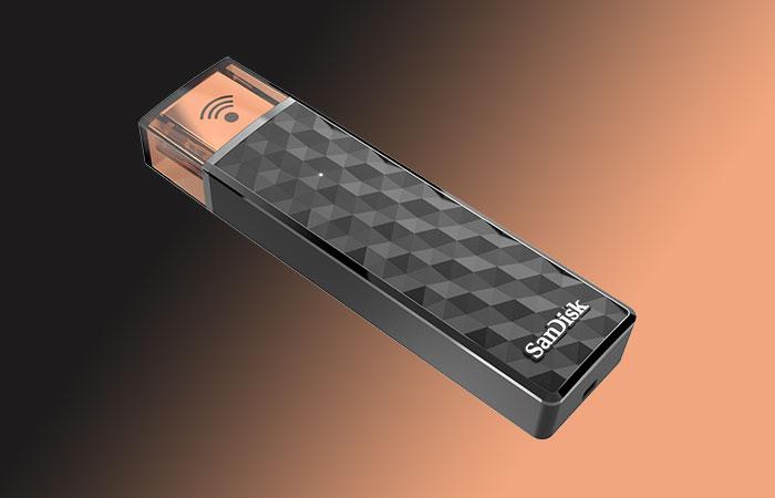 Test: SanDisk Connect Wireless Stick