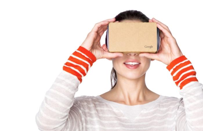 Google planlegger et helt spesielt VR headset!