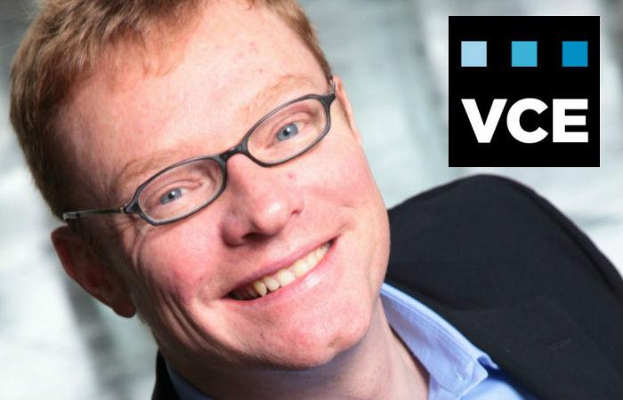Techintervju; Nigel Moulton i VCE
