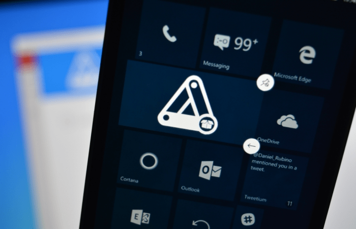 Windows App Studio Installer offisielt lansert